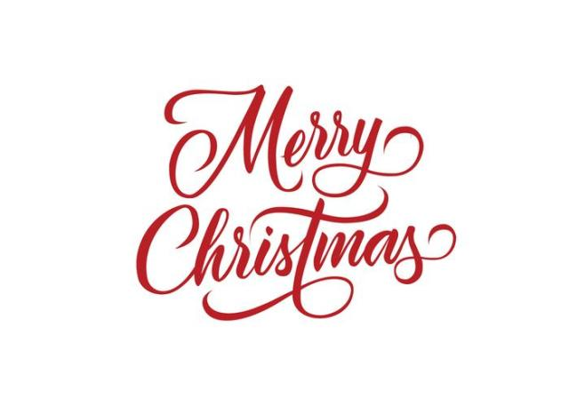 merry-christmas-decorative-lettering-vector