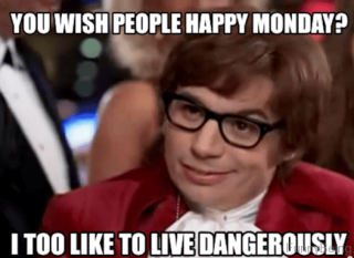 Monday Memes 1