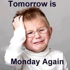 I Can't Monday 3