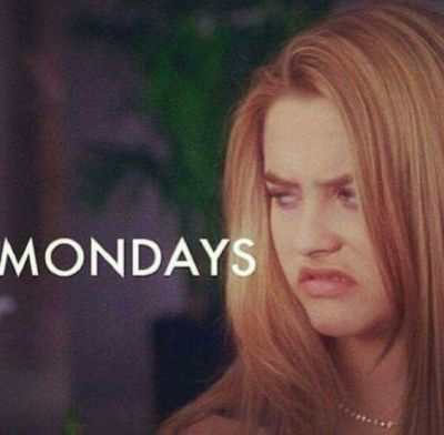 I Can't Monday 4