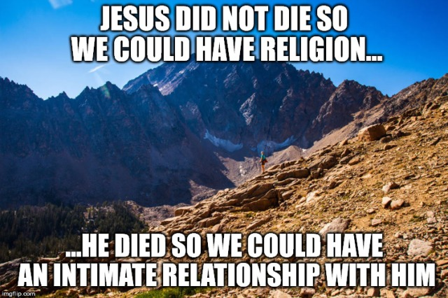 Jesus Did Not Die Meme