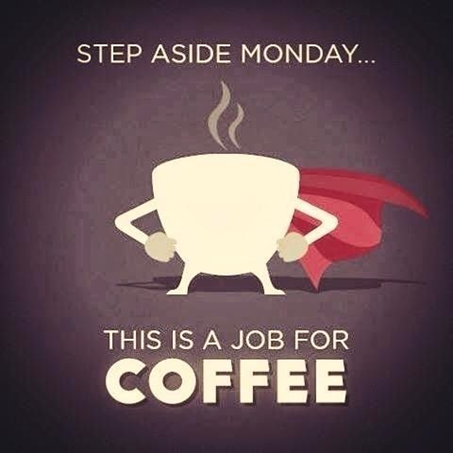 Job for Coffee