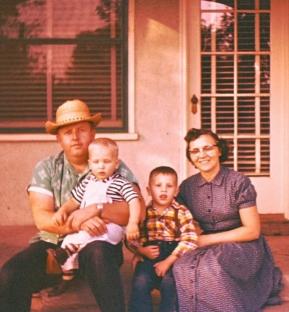 Leland Denney Family